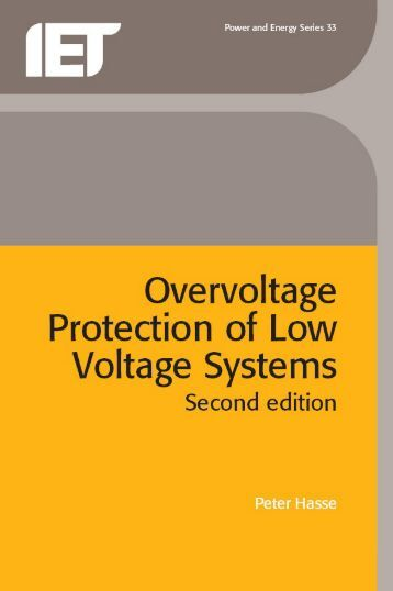 Overvoltage Protection of Low-voltage Systems, Revised Edition