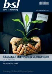 Studienbesuche im europäischen Ausland für Bildungs - b:sl-Beruf ...