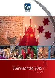 Weihnachten 2012 - Gies