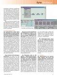 Kyma – Spezialist für elektronisches Sounddesign - Mathis Nitschke - Seite 2