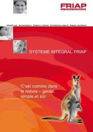 SYSTEME INTEGRAL FRIAP - Friap AG