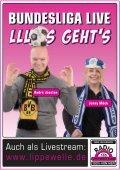 Stadionmagazin öffnen - Hammer Spielvereinigung - Seite 2