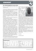 Stadionmagazin öffnen - Hammer Spielvereinigung - Seite 3