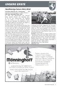Stadionmagazin öffnen - Hammer Spielvereinigung - Seite 5