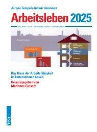 Arbeitsleben 2025 - VSA Verlag
