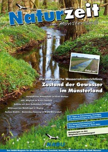 Downloaden (4,1 Mb) - NABU-Naturschutzstation Münsterland eV