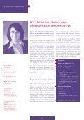 Die Vereinheitlichung des Prozessrechtes - Fricker Rechtsanwälte - Seite 4