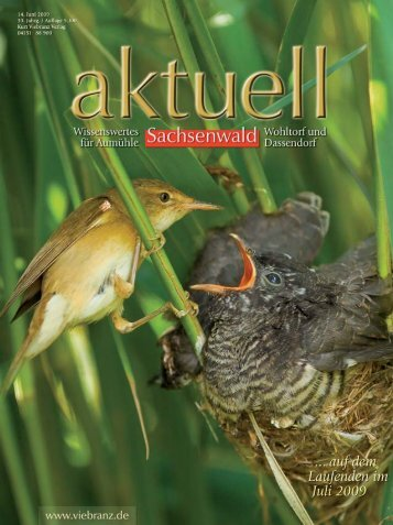 gemeinde aumühle - Kurt Viebranz Verlag