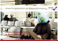 Anwendungsbeispiele von Mappinglösungen, Dr. Bernd Lagkau ...