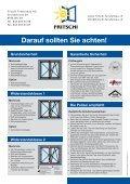 Einbruchschutz - Fritschi-Fensterbau AG - Seite 4