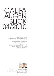 Ausgabe 04/2010 // 1. April 2010 Die Messungen im Vorfeld einer ...