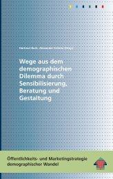 Alt und Jung im Betrieb - und Marketingstrategie Demographischer ...