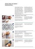 Das KREISEL Wärmedämm-System mit Putz-Oberfläche. - Seite 6