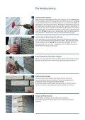 Das KREISEL Wärmedämm-System mit Klinker. - Seite 6