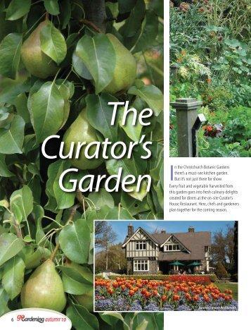 The Curators Garden