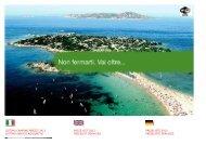 2012 LISTINO CAMPEGGIO AL PUBBLICO 3 LINGUE ISOLA DEI ...