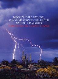 Third National Communication - United Nations Framework ...