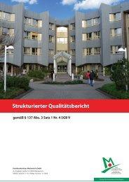Qualitätsbericht 2010