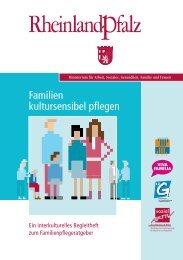 Familien kultursensibel pflegen - Ministerium - in Rheinland-Pfalz