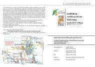 08-2 Motorsaegenkurs - Landkreis Oberhavel