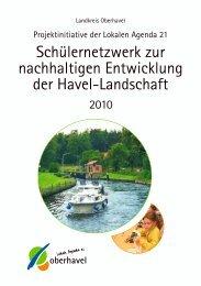 Download: Ergebnisbericht Schülernetzwerk 2010 - Landkreis ...