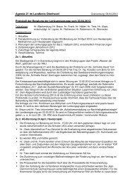 Protokoll Lenkungsgruppensitzung Apr_12 - Landkreis Oberhavel