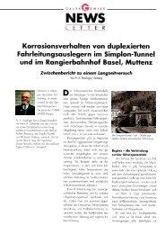 NEWS - Galvaswiss AG