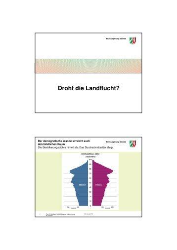 Vortrag von Maria Lummer - Kreis Paderborn