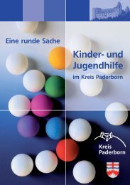 Kinder- und Jugendhilfe - Kreis Paderborn