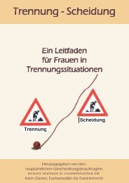 Trennung und Scheidung - Kreis Stormarn
