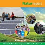Naturreport 2012 - Band 16 - Kreis Unna