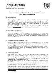 Merkblatt zur Trichinenprobenahme (228.3 KB) - Kreis Stormarn