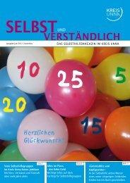 Selbsthilfemagazin 2/2012 - Kreis Unna