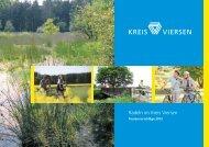 Broschüre: Radrouten der Monate März bis Oktober ... - Kreis Viersen