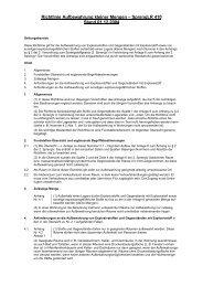 Richtlinie Aufbewahrung kleiner Mengen ... - Kreis Viersen