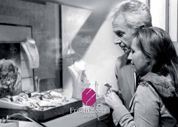 seit 1894 - Frischknecht Juwelier