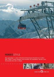 Produkteblatt Ferrostyle