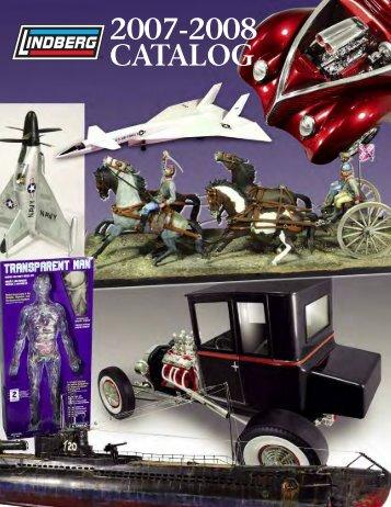 Lindberg Produkt Katalog 2007-2008 im Vertrieb von Krick ...