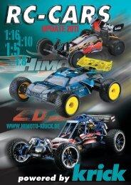 RC-Cars Update 2011 im PDF-Format - Krick