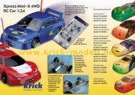 Xpress Mini-X 4-farb Flyer als Pdf - Krick