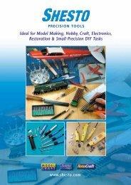 Ideal for Model Making, Hobby, Craft, Electronics, Restoration ... - Krick