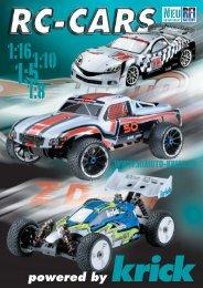 Krick RC-Cars 2010