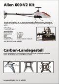 Helikopter und Zubehör von Heli Professional by Krick Modelltechnik - Seite 7