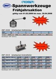 -Spannwerkzeuge - Kromer GmbH