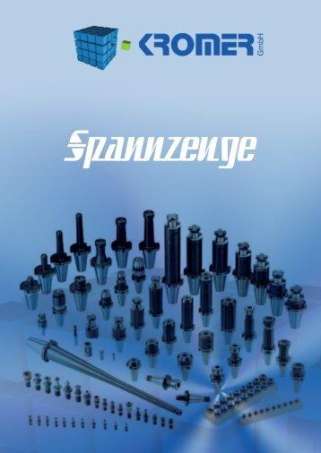 Spannzeuge - Kromer GmbH