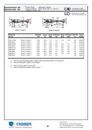 Standardtaster M4 - Kromer GmbH