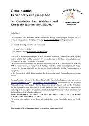 Anmeldeformular im pdf-Format - Gemeinde Kronau