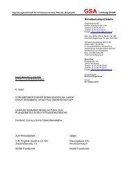 GSA Limburg GmbH - Stadt Kronberg im Taunus