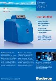 Logano plus GB125 - Meisterbetrieb Reiner Guzy