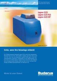 Prospekt G125(pdf) - Home [www.deines-waermetechnik.de]